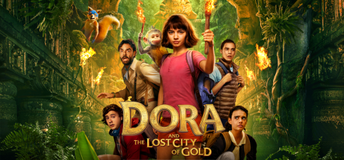 Dora Explores Home Video In November