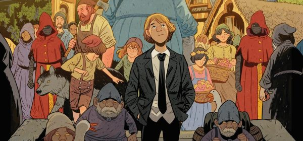Forbidden Quest Trailer: Matt Kindt's Folklords!