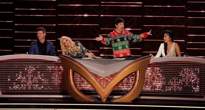 FOX Unleashes The Masked Singer for the Holidays!