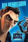 Spies in Disguise - Killian (Ben Mendelsohn)