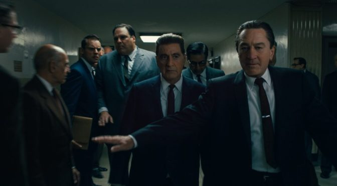 You're Not Afraid of Tough Guys, Are You? Trailer: Martin Scorsese's The Irishman