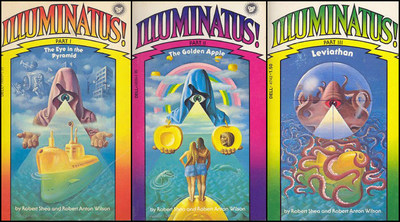 Illuminatus! The Ultimate Conspiracy Theory/Sci-Fi Trilogy Is Coming To TV!