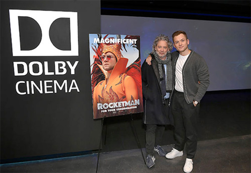 Industrial Light & Magic Conversation  and Dolby Cinema Reception