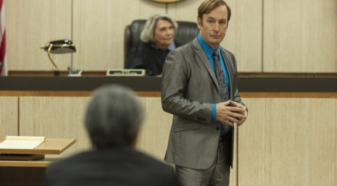Tent Teaser: Better Call Saul!
