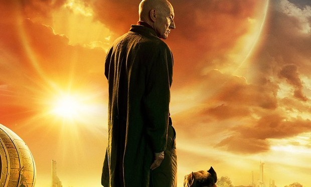 "CBS ALL ACCESS RENEWS ""STAR TREK: PICARD"" FOR SECOND SEASON!"