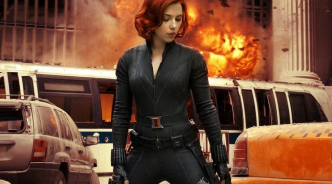 Trained Killers Trailer: Black Widow!
