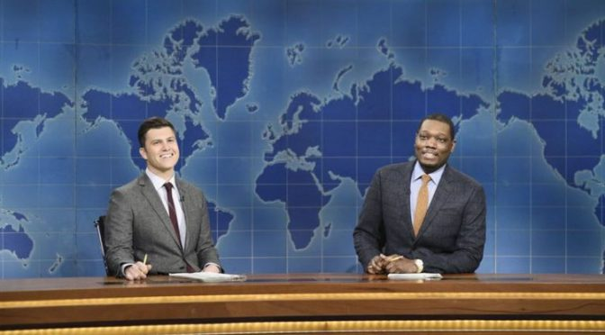 SNL Returns With New Material April 11th!