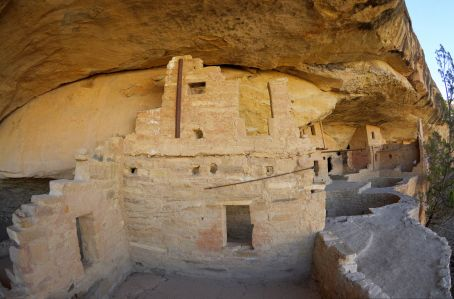 Balcony Ruin - Mesa Verde National Park