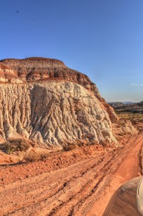 Capitol Reef National Park - Cathedral Valley Road