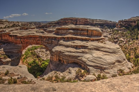 Natural Bridges National Monument - Sipapu Bridge