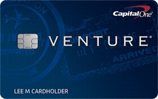 Venture Rewards from Capital One gives unlimited rewards.