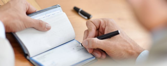 How to Write a Check  Capital One