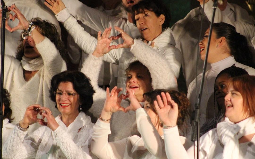 Concert Abbaye aux Dames Saintes
