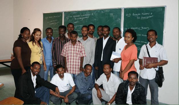 MASTMO: Mathematical and Statistical Modelling at Hawassa