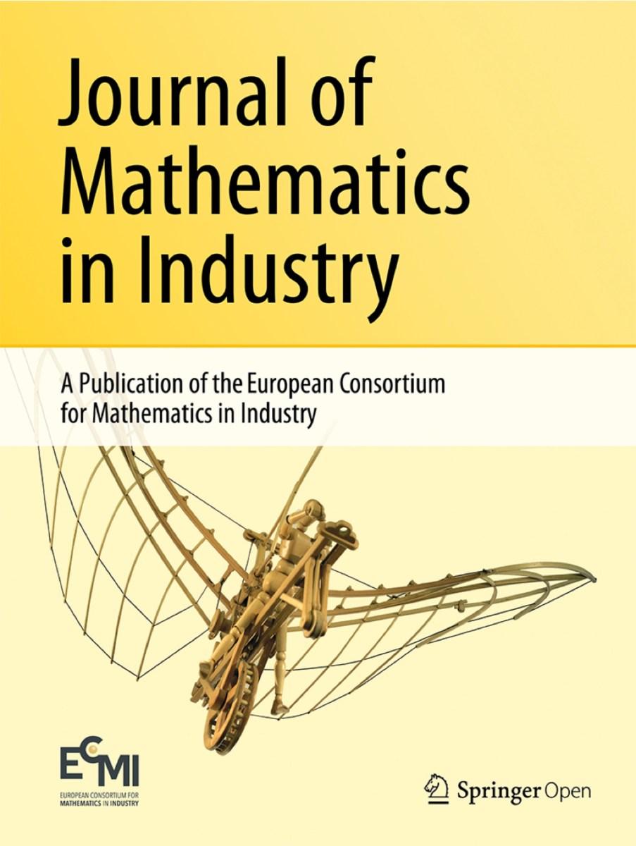 ECMI-Springer Journal of Mathematics in Industry – free of