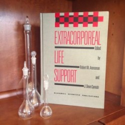 First Edition Extracorporeal Life Support 1993