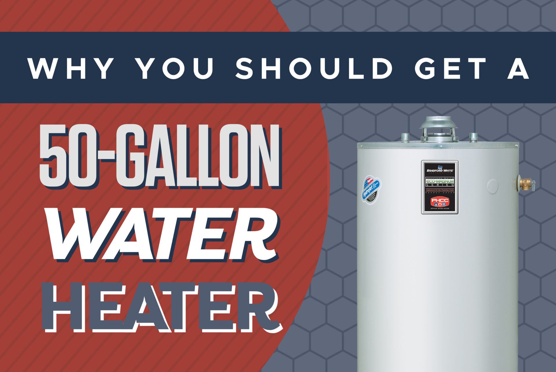 50 gallon water heater
