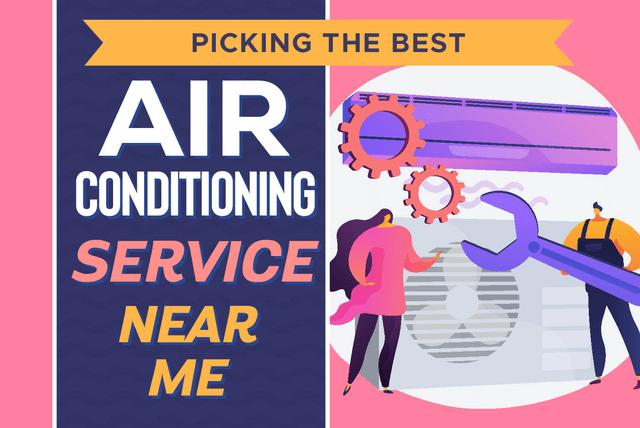 Air Conditioning Repairs Near Me