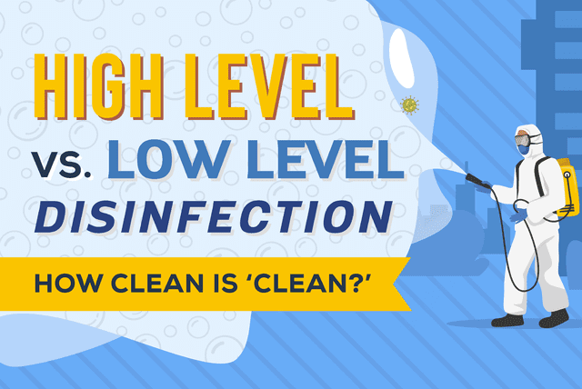 Low-Level Disinfection