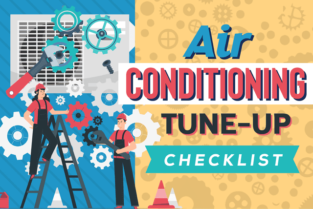 air conditioning tune-up