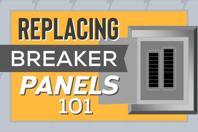 changing breaker panel