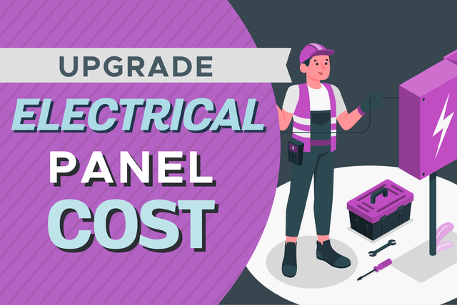 upgrade electrical panel cost