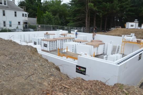 231 Main Street project foundation