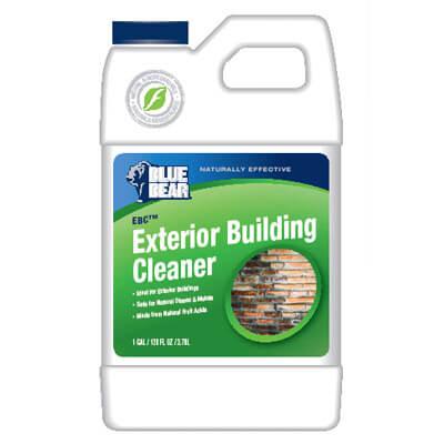 Franmar Ebc Exterior Building Cleaner All Natural Zero Voc Exterior Surface Cleaner Eco