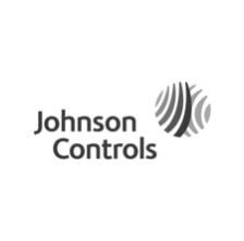 Logo client Johson Controls