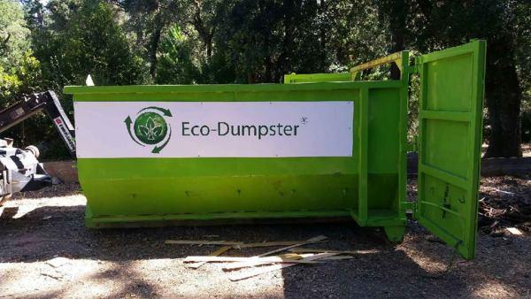 Junk removal bins