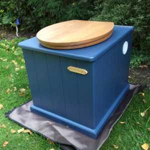 Eco-Loo Cottage – waterless compost toilet