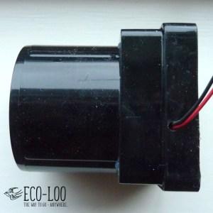 Compost Toilet 12v Fan Kit – 68mm pipe