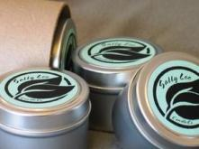a four oz tins and tube compressed