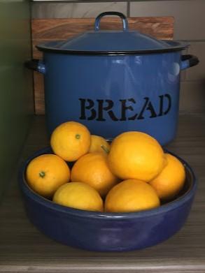 Three easy home baking recipes using Lemons