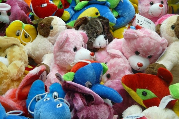 Is your home drowning in a sea of soft toys?
