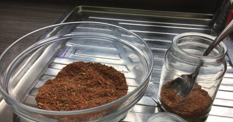 Recipe: Tasty Mexican Seasoning spice mix