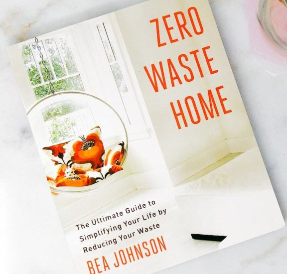Book Review: Zero Waste Home by Bea Johnson