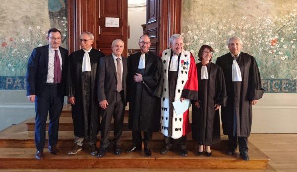Au total, sur les trois tribunaux d'Annecy, Chambéry et Thonon, 34 magistrats ont ainsi été élus (ou réélus). Dont seulement 6 femmes.