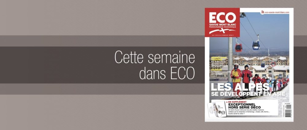 Votre magazine ECO Savoie Mont Blanc du 9 février 2018