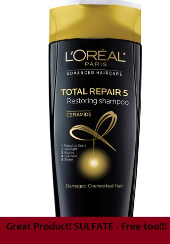Sulfate Free Shampoo Eco Savy