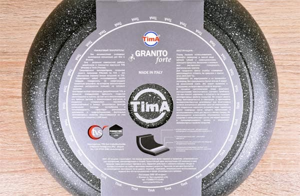 Тима / Теледидар Granito Forte