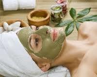 Zelena glina za maske