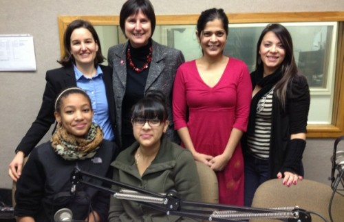 Simi Hoque interviewed on WHMP about Eureka! program