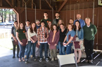 Forest Ecology & Conservation Awardees