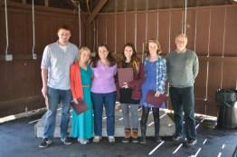 Environmental Science awardees