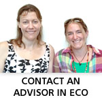 Contact an Advisor in ECO
