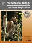 cover_mammalian biology