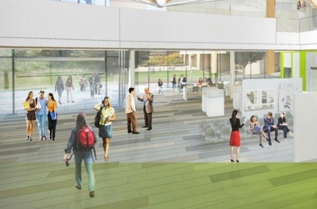New Green Design Building Featured in UMass Research Report