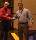 Graduate Student, Steven Mattocks Won Best Student Talk at AFS Meeting