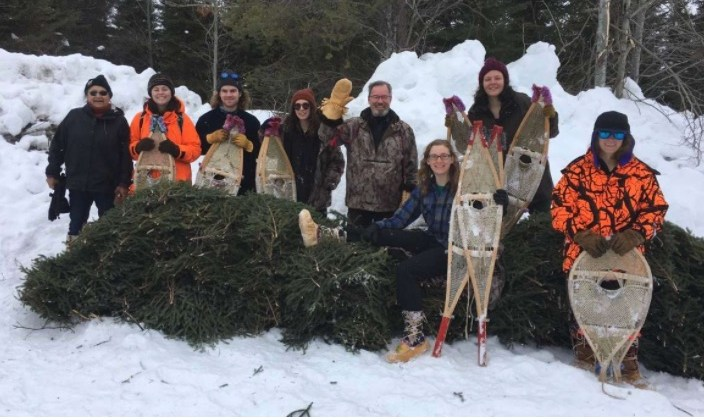 Paul Barten's Cree Culture Course Trek to Northern Quebec Featured